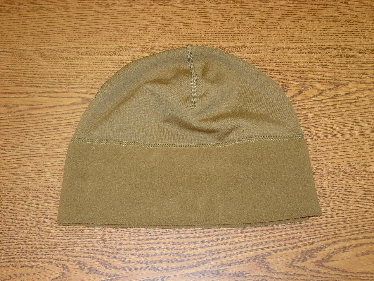 Marine Corps MCWCS Hardface Micro Fleece Cap - CIE Hub 2b38167580a