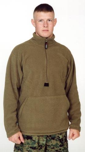 Marine Corps Fleece Pullover Cie Hub