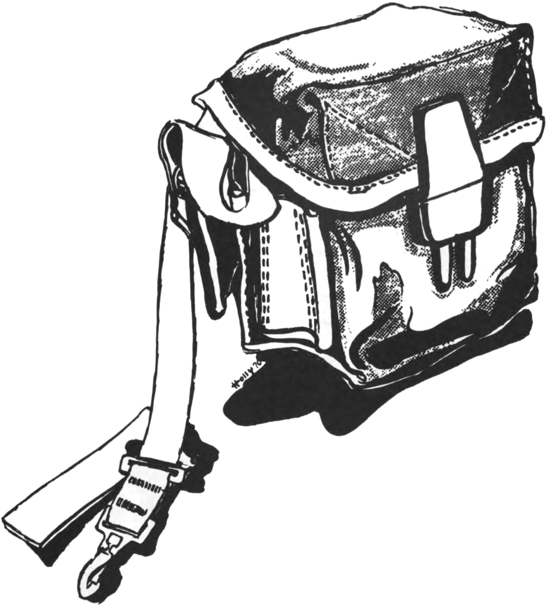 M-1967 M-16 20-rd mag case