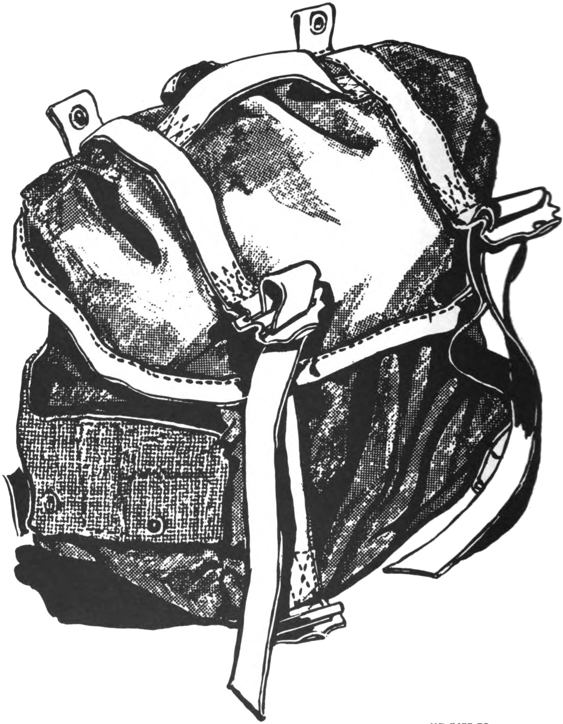M-1967 field pack