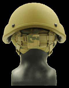 Enhanced Combat Helmet Cie Hub