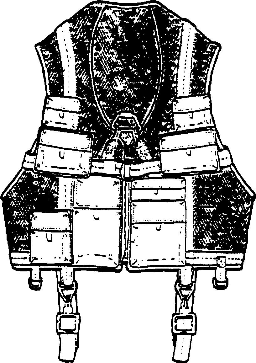aircrew survival vest